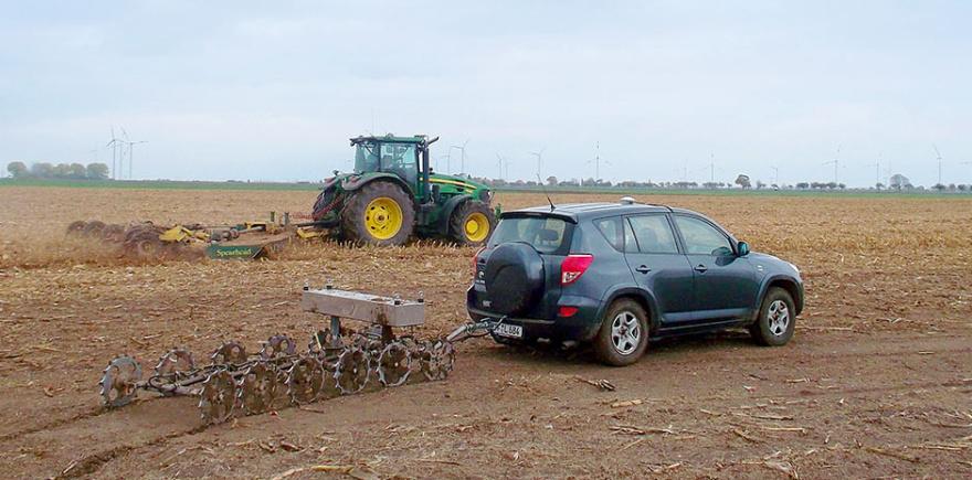 Почвенные сенсоры являются важными источниками информации для точного земледелия