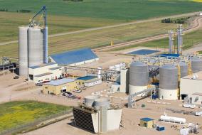 Создание условий для промышленного производства топливного биоэтанола