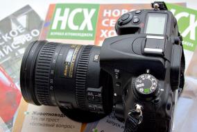 Занимательная оптика фотоаппарата