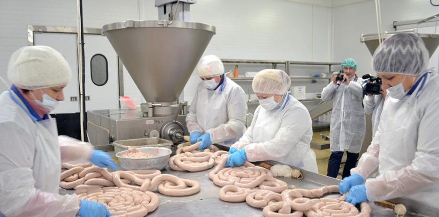 Сельское хозяйство в Тверской области