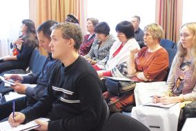 Слушателями семинаров «Глобалвентум» являются преимущественно специалисты среднего звена действующих предприятий.