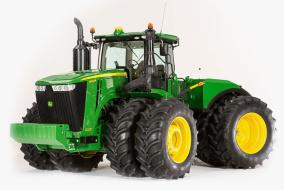 Тракторы Arion 400 c панорамной кабиной призваны повысить удобство и производительность приработе сфронтальным погрузчиком.