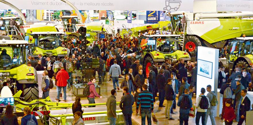 В конце февраля французская столица превратилась в агростолицу: здесь вновь состоялись выставки SIA и SIMA / SIMAGENA.
