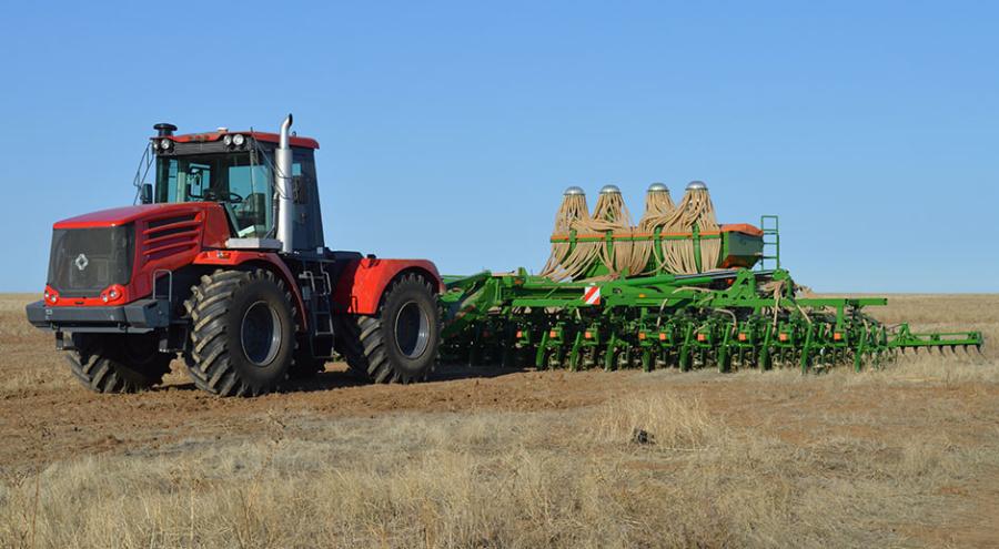 Производителю легендарных тракторов «Кировец» исполняется 214 лет!