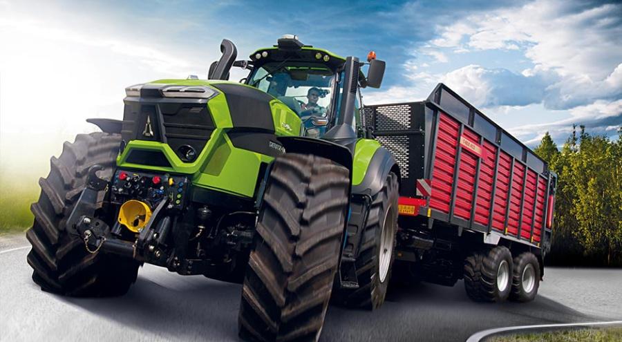 В течение 2015 года российскому рынку будут представлены четыре модели тракторов Deutz-Fahr новой 9-й серии.