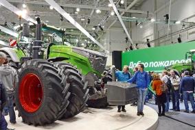 Agritechnica-2015: более 450 тыс. посетителей из 124 стран; почти 3 тыс. экспонентов, более 300 новинок. @ Фото: Е. Герасименко