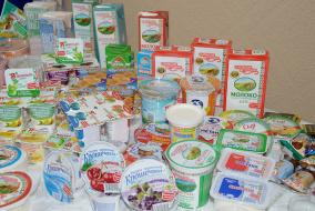 Имидж белорусской «молочки» у российских потребителей позитивный: выпускается она по госстандартам, которые достаточно строги. @ Фото: Е. Юрко