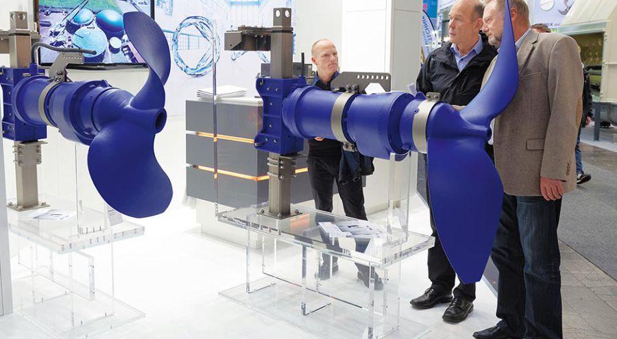 На выставке Agritechnica-2015 по строительству биогазовых установок под ключ предлагали свой подход более 20 компаний. @ Фото: фирма