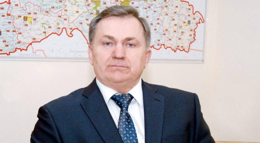 Заместитель главы администрации Липецкой области Николай Тагинцев